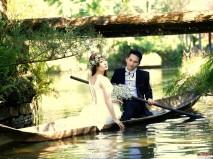 Chụp hình cưới Studio Đỗ Uyên