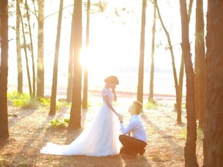 Địa điểm chụp ảnh cưới: Flamingo Đại Lải - Vĩnh Phúc, Hà Nội