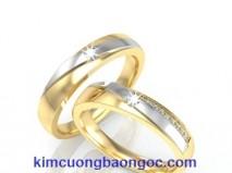 Nhẫn cưới Bảo Ngọc