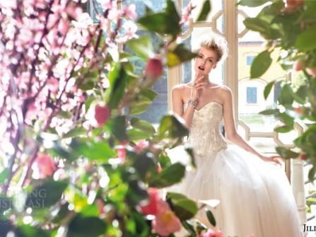 BST váy cưới 2015 từ Jillian Sposa e Cerimonia