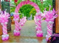 Bóng bóng trang trí tiệc cưới