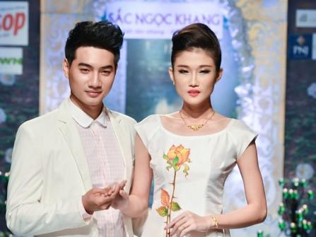 Ngắm sao Việt rạng ngời trong trang sức cưới PNJ