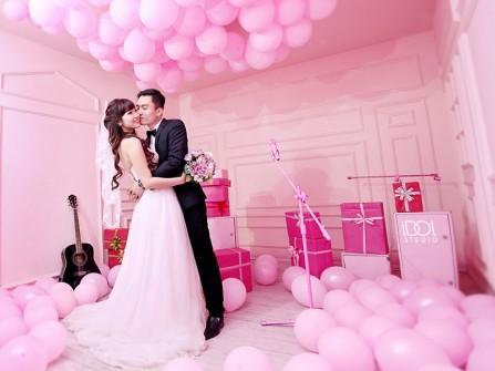 Chụp ảnh cưới đẹp tại IdolStudio