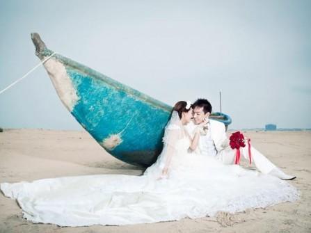 Áo cưới Thiên Trang