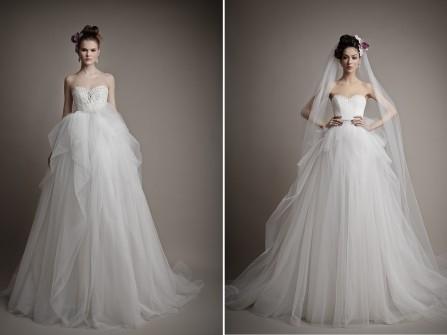 BST váy cưới cổ điển tuyệt đẹp 2015 từ Ersa Atelier