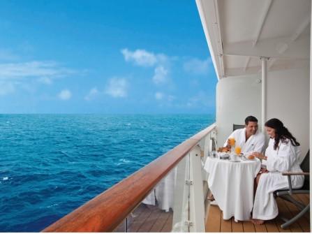 Ngọt ngào kỳ nghỉ 5 sao trên du thuyền