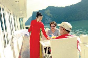 Công ty cổ phần phát triển thương mại điện tử Việt Nam_Du lịch