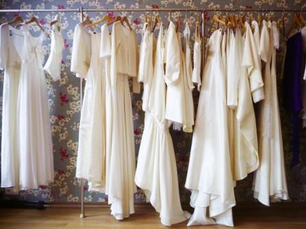 7 mẹo cần biết khi đi mua váy cưới
