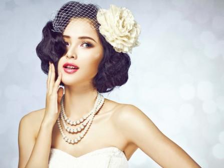 Cưới mùa Xuân chọn kiểu trang điểm cô dâu nào?