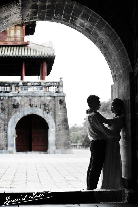 Địa điểm chụp ảnh cưới đẹp: Cố đô Huế