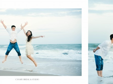 Gói chụp ảnh cưới kết hợp nghỉ dưỡng dành cho các cặp đôi