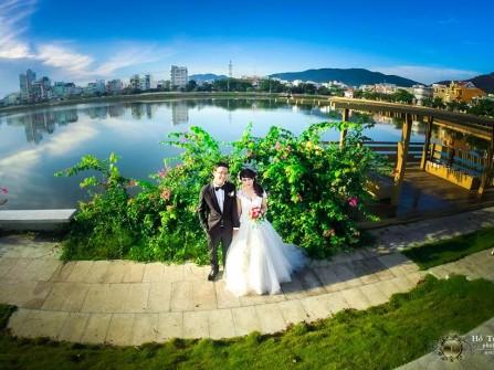 Ảnh cưới Hồ Trọng Phi