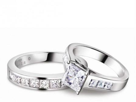 5 bí quyết chăm sóc nhẫn cưới vàng trắng và vàng tây
