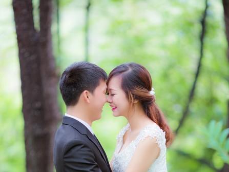 Chụp ảnh cưới Đà Nẵng - Bồ Bồ
