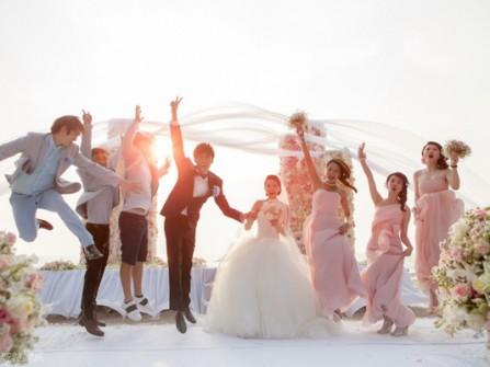 12 mẹo giúp tận hưởng ngày cưới hạnh phúc trọn vẹn