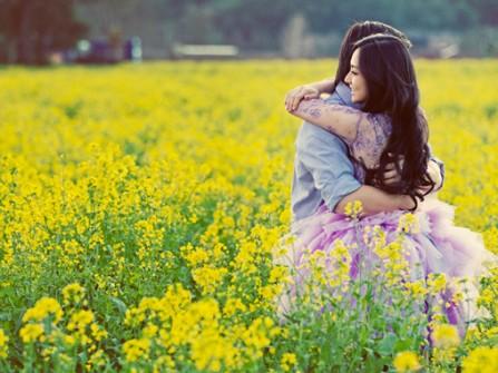 Chụp ảnh cưới Hà Nội mùa nào đẹp?