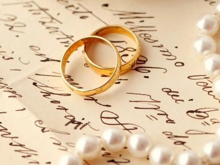 Dấu ấn cá nhân trên một cặp nhẫn cưới đẹp
