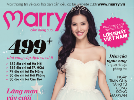 Đón đọc cẩm nang Marry số tháng 5-2015