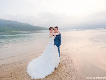 Chụp ảnh cưới Đà Nẵng - Lăng Cô