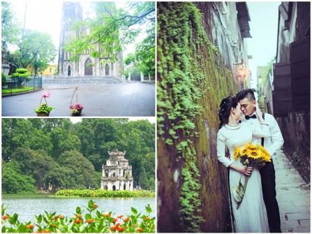 Địa chỉ sạp báo cung cấp Cẩm nang cưới Marry tại Hà Nội