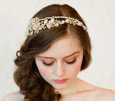 Những kiểu tóc cưới phù hợp với từng khuôn mặt cô dâu