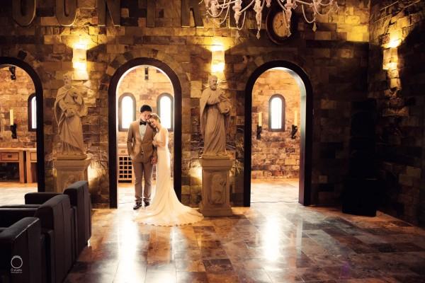 Địa điểm chụp ảnh cưới: Lâu đài Long Island, Sài Gòn