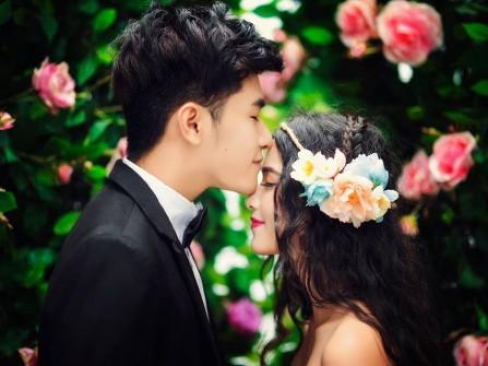 Ảnh cưới Hàn Quốc - Eros Studio
