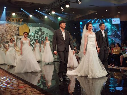 Toàn cảnh Marry Wedding Day HCM 2015