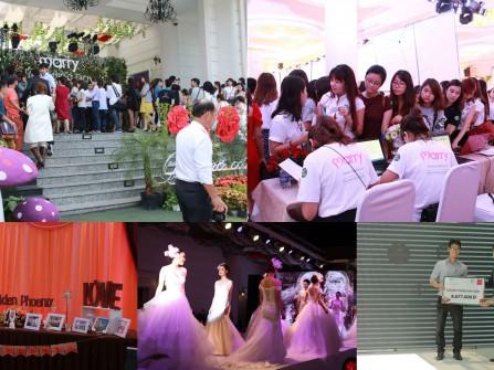 Sôi nổi không ngừng nghỉ tại Marry Wedding Day Đà Nẵng 2015