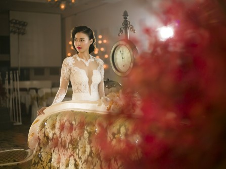 Hé lộ ảnh hậu trường Marry Wedding Day 2015 - Dạ vũ tình yêu