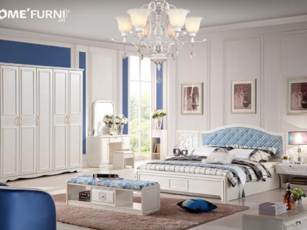 3 phong cách phòng ngủ cho đêm tân hôn ngọt ngào