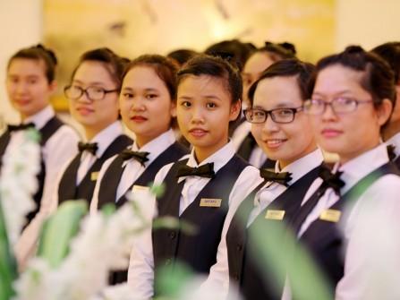 Trung tâm tiệc cưới Mỹ Mỹ - Chia sẻ về cung cách phục vụ trong tiệc cưới