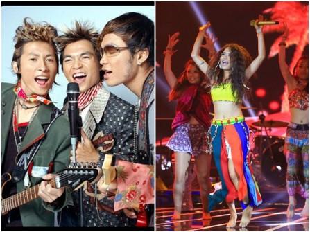 Thái Trinh, MTV sẵn sàng bùng nổ tại Marry Wedding Day 2015