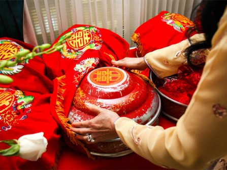 Bí quyết chọn lễ vật cho mâm quả cưới