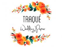 TRAQUÉ WEDDING PAPER - Thiệp cưới cao cấp Trà Quế
