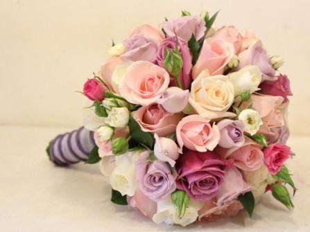 hoa cưới chợ Hồ Thị Kỷ