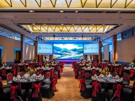 Khi giấc mơ thành hiện thực tại khách sạn Equatorial