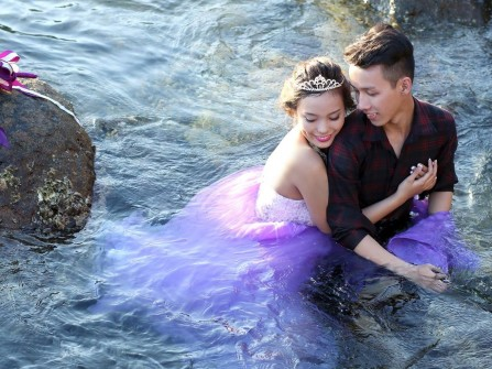 Thương hiệu áo cưới đẳng cấp tại Đà Nẵng