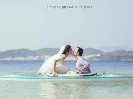 Ưu đãi đặc biệt chào mừng mùa cưới 2015 tại Canary Bridal & Studio