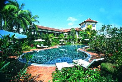 Khu nghỉ mát Hồ Tràm Beach Resort & Spa