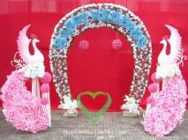 Công ty dịch vụ cưới hỏi chuyên trang trí nhà ngày đám cưới