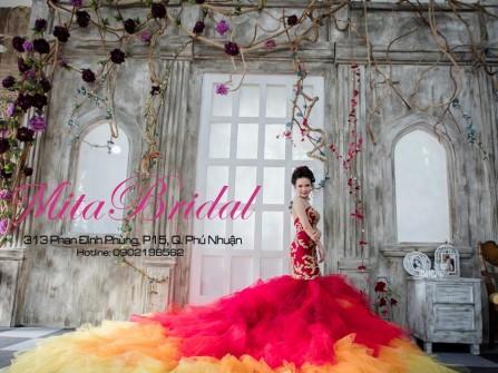 MITA Wedding - Địa chỉ cho thuê váy cưới uy tín, chất lượng