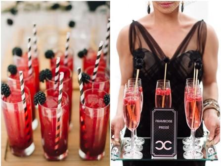 Chuẩn bị cho đám cưới: 10 ý tưởng thức uống độc đáo