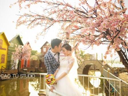 Chụp ảnh cưới đẹp tại phim trường không lo về giá!