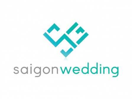 Saigon Wedding - Thiệp cưới