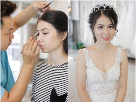 Gợi ý trang điểm cô dâu tự nhiên bắt kịp xu hướng thế giới