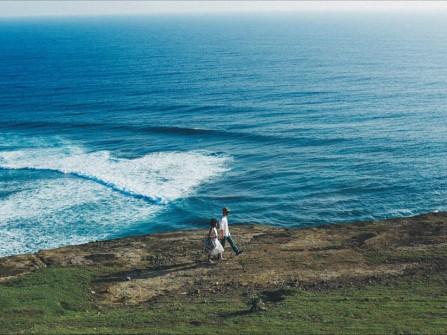 Địa điểm chụp ảnh cưới: Đảo Lý Sơn, Quảng Ngãi