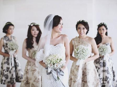 5 lưu ý cần biết trong trang điểm cô dâu