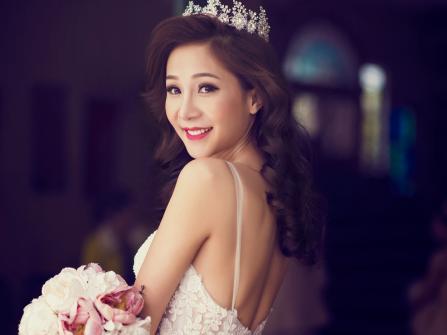 Gợi ý make up và tạo kiểu tóc cô dâu đẹp 2016