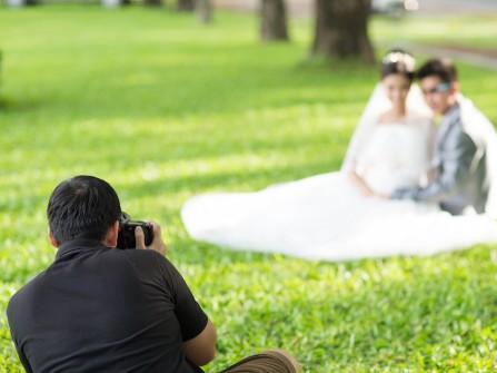 21 cách tạo dáng cho bộ ảnh cưới đẹp (phần 1)